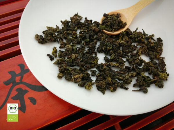 tie guan yin bio groene oolong thee